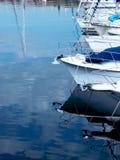 Βάρκες στο λιμένα Στοκ φωτογραφία με δικαίωμα ελεύθερης χρήσης