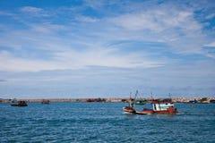 βάρκες Ταϊλάνδη Στοκ φωτογραφία με δικαίωμα ελεύθερης χρήσης