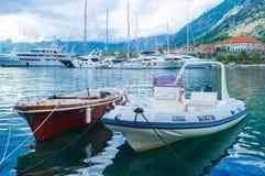 βάρκες δύο Στοκ φωτογραφία με δικαίωμα ελεύθερης χρήσης
