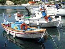 βάρκες Στοκ εικόνες με δικαίωμα ελεύθερης χρήσης