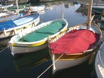 βάρκες Στοκ Εικόνα