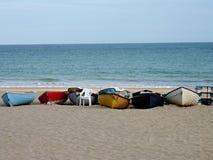 βάρκες Στοκ φωτογραφία με δικαίωμα ελεύθερης χρήσης
