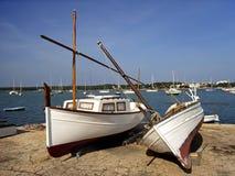 βάρκες llaut Στοκ φωτογραφίες με δικαίωμα ελεύθερης χρήσης