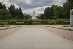 Βάρνα, Βουλγαρία-15 08 2017 - Το Pantheon Στοκ Εικόνα