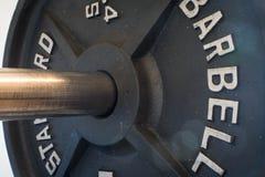 Βάρος γυμναστικής Στοκ φωτογραφία με δικαίωμα ελεύθερης χρήσης