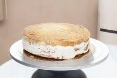 Βάση για το κέικ Στοκ Εικόνα