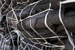 Βάση ξυλάνθρακα Στοκ φωτογραφίες με δικαίωμα ελεύθερης χρήσης