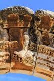 Βάση στην αψίδα του ναού hadrian Στοκ Φωτογραφία