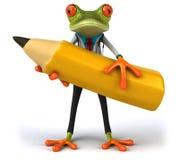 Βάτραχος διασκέδασης ελεύθερη απεικόνιση δικαιώματος