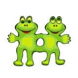 Βάτραχος μεταλλάξεων Στοκ φωτογραφίες με δικαίωμα ελεύθερης χρήσης