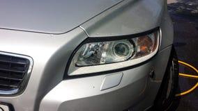 Βάψιμο παραθύρων αυτοκινήτων Στοκ εικόνες με δικαίωμα ελεύθερης χρήσης