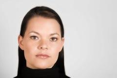βέβαιες νεολαίες γυναικών Στοκ Εικόνα