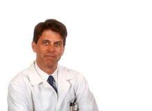 βέβαιος γιατρός Στοκ εικόνα με δικαίωμα ελεύθερης χρήσης