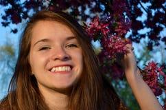 Βέβαιο κορίτσι Στοκ εικόνα με δικαίωμα ελεύθερης χρήσης