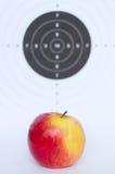 βέλη μήλων Στοκ φωτογραφία με δικαίωμα ελεύθερης χρήσης