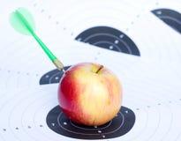 βέλη μήλων Στοκ Φωτογραφία