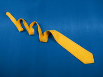 βέλος κίτρινο Στοκ εικόνα με δικαίωμα ελεύθερης χρήσης