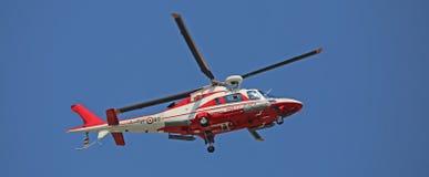 Βένετο, Ιταλία - 26 Μαΐου 2016: Ελικόπτερο των ιταλικών πυροσβεστών Στοκ εικόνες με δικαίωμα ελεύθερης χρήσης