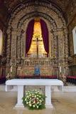 Βέρα Cruz Church στο Αβέιρο, Πορτογαλία Στοκ φωτογραφίες με δικαίωμα ελεύθερης χρήσης