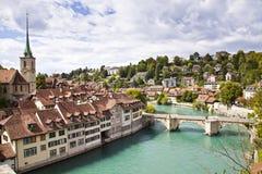 Βέρνη Ελβετία Στοκ εικόνες με δικαίωμα ελεύθερης χρήσης