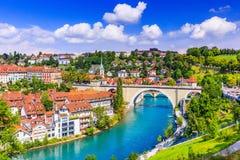 Βέρνη, Ελβετία στοκ φωτογραφίες