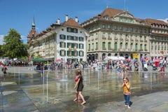 Βέρνη, Ελβετία Στοκ εικόνες με δικαίωμα ελεύθερης χρήσης