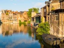Βέλγιο Γάνδη Στοκ εικόνες με δικαίωμα ελεύθερης χρήσης