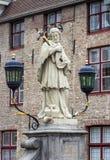 Βέλγιο Μπρυζ Στοκ Εικόνα