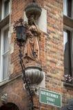 Βέλγιο Μπρυζ Στοκ εικόνες με δικαίωμα ελεύθερης χρήσης