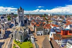 Βέλγιο gent Στοκ εικόνες με δικαίωμα ελεύθερης χρήσης