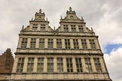 Βέλγιο gent Στοκ φωτογραφία με δικαίωμα ελεύθερης χρήσης
