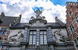 Βέλγιο gent Στοκ Εικόνες
