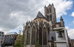 Βέλγιο gent Στοκ εικόνα με δικαίωμα ελεύθερης χρήσης