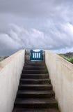 βήματα ουρανού Στοκ Εικόνες