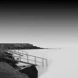 Βήματα πουθενά Στοκ Εικόνες