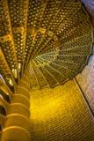 Βήματα σε Barnegat Lighthouse28 Στοκ φωτογραφία με δικαίωμα ελεύθερης χρήσης