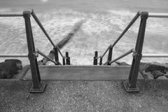 Βήματα στον άγνωστο στοκ εικόνες