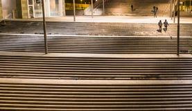 Βήματα του Μπιλμπάο Στοκ Εικόνα