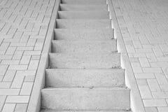 βήματα Στοκ Φωτογραφία