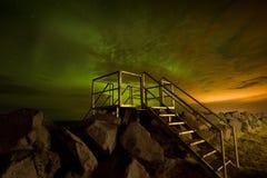 βήμα ουρανού Στοκ Εικόνες