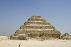 βήμα πυραμίδων Στοκ Φωτογραφίες