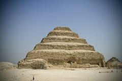 βήμα πυραμίδων Στοκ Φωτογραφία