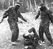 βία Στοκ Εικόνες