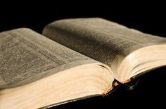 Βίβλος ιερή Στοκ φωτογραφία με δικαίωμα ελεύθερης χρήσης