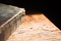 Βίβλος παλαιά Στοκ εικόνες με δικαίωμα ελεύθερης χρήσης