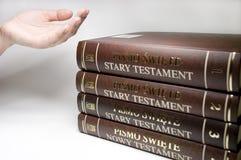 Βίβλος Στοκ Φωτογραφία