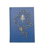 Βίβλος και rosary Στοκ εικόνα με δικαίωμα ελεύθερης χρήσης