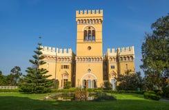 Βίλα Negrotto Cambiaso, Arenzano, Γένοβα, Ιταλία του Castle στοκ φωτογραφίες