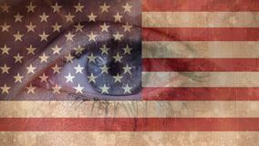 Βίντεο αμερικανικών σημαιών φιλμ μικρού μήκους