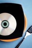 βίντεο γευμάτων Στοκ Φωτογραφίες